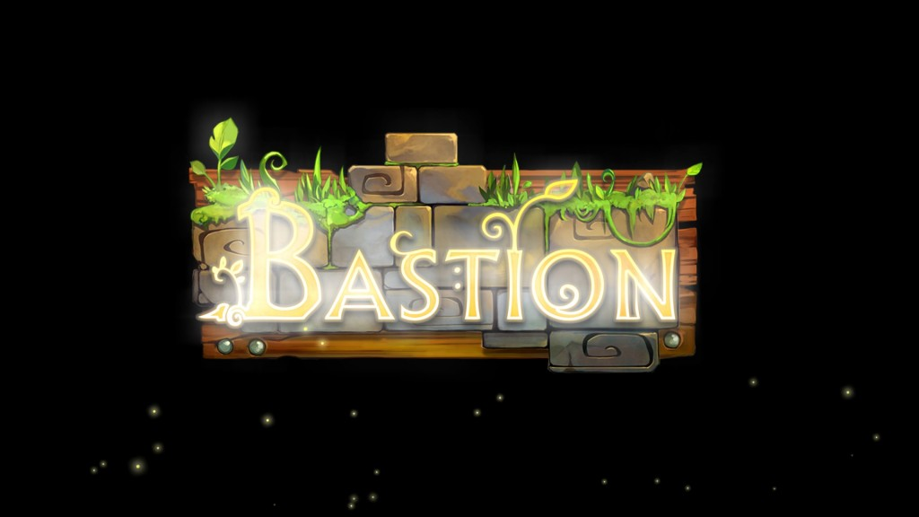 Bastion title card