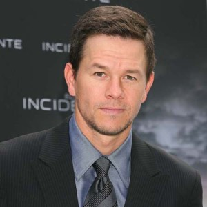 Mark Wahlberg joins director M. Night Shyamalan at the photocall for their new movie, El Incidente (The Happening), at the Ritz Hotel in Madrid
