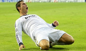 Real Madrid's ronaldo