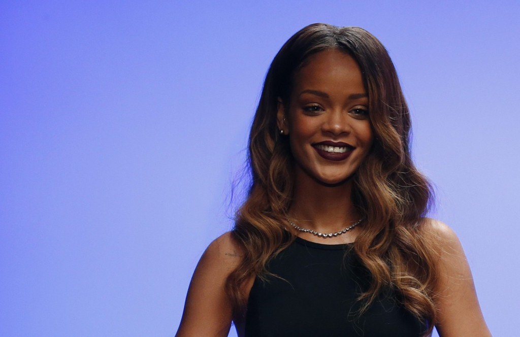 Rihanna-LFW
