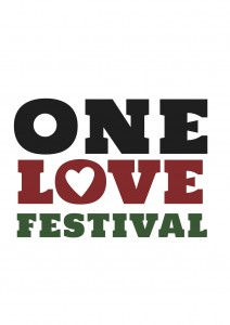 one love 2013 logo