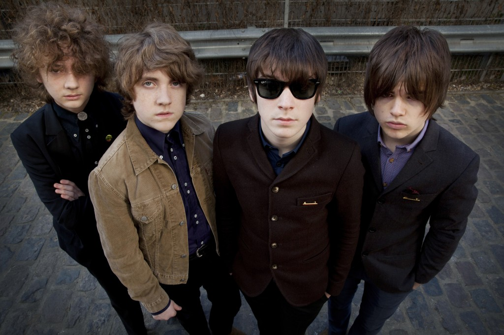 The Strypes March 2013
