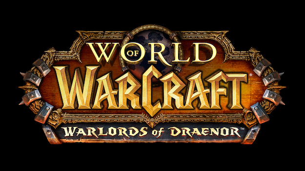 Warlords of Draenor logo WP