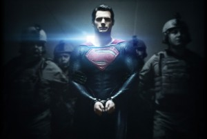 man of steel DC justice league