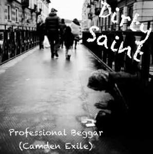 Dirty Saint Professional Beggar iTunes Cover 2000 x 2000