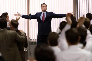 Wolf of Wall St review