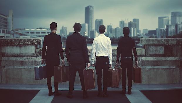 The Gentlemen cropped
