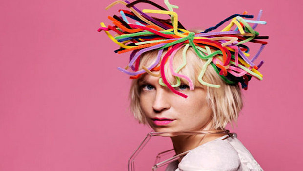 Fortitude magazine watch sia chandelier official music video sia aloadofball Images