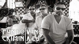 Fun lovin Criminals Press Photo