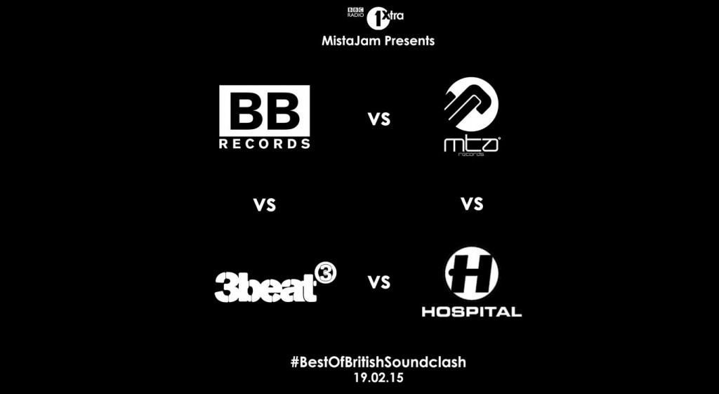 Best-of-British-Soundclash-Hospital-Records-3Beat-Black-Butter-MTA-Mistajam-1Xtra