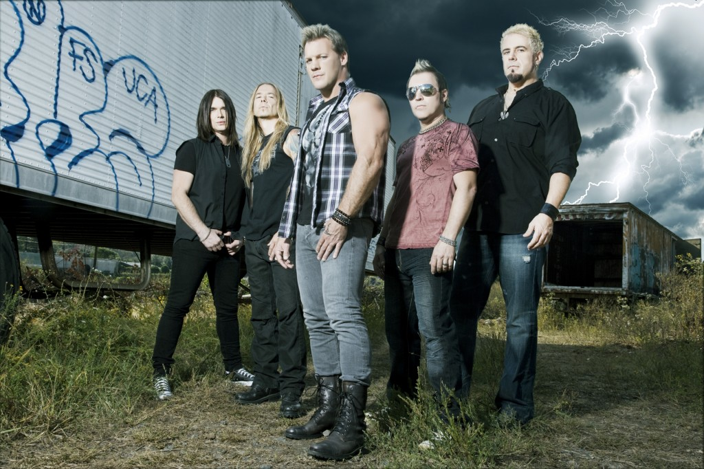 Fozzy-band