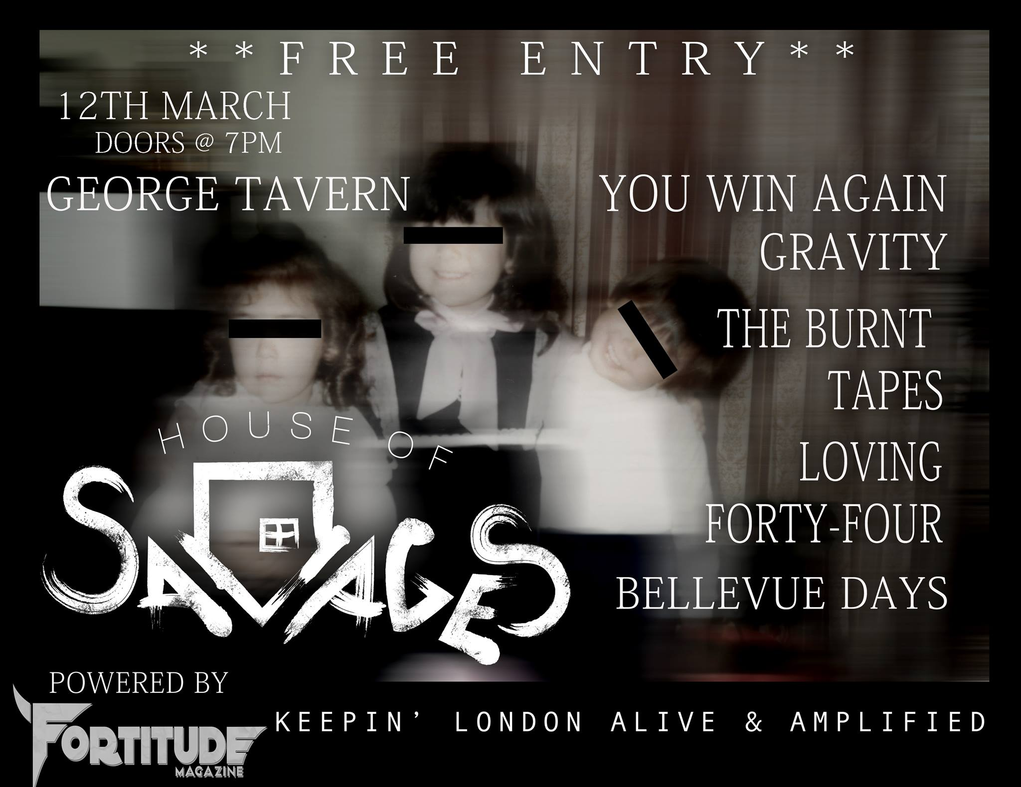 house of savages march