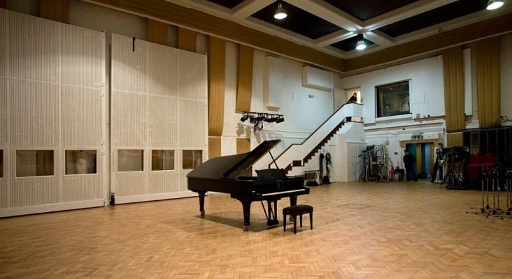 Abbey Road Studios. London. 2008Studio 2.