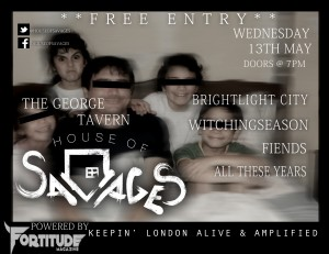 May House Of Savages