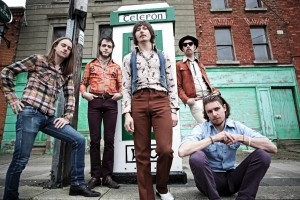 The Hot Sprockets, photo by Graham Keogh / www.grahamkeogh.com