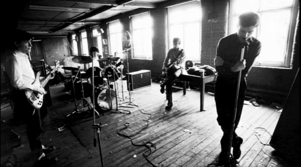 Joy Division via post-punk.com
