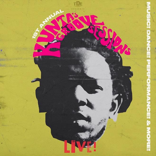 Kendrick Tour poster
