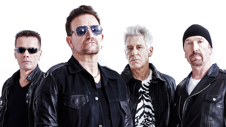 U2 via Mojo