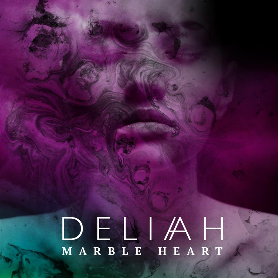 Deliah 'Marble Heart' Artwork