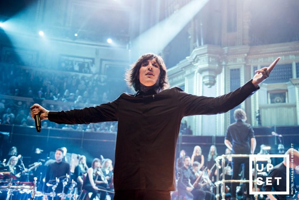 BMTH at Royal Albert Hall