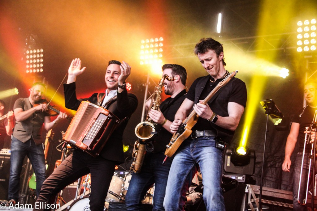 Nathan Carter's Band