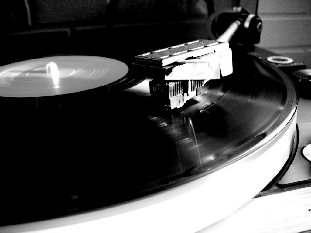 Turntable_spinning
