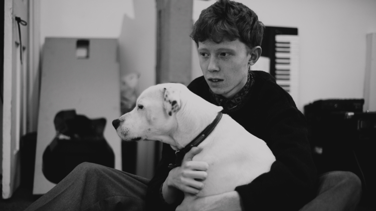 king-krule & dog