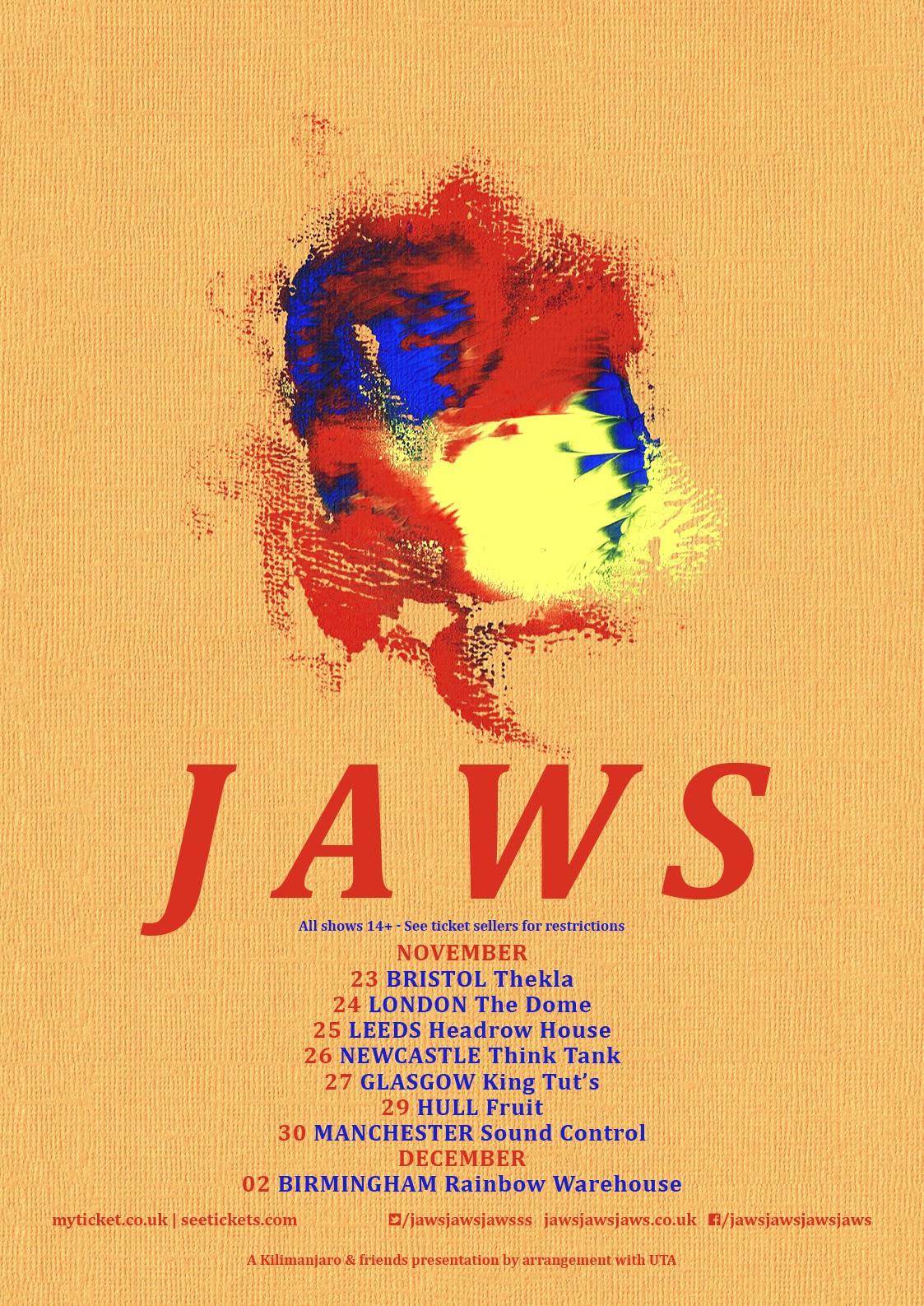 JAWS tour