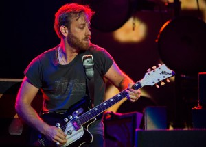 QUEBEC CITY, QC - JULY 06:  Dan Auerbach of The Black Keys performs during the Quebec Festival D'ete on July 6, 2013 in Quebec City, Canada.  (Photo by Scott Legato/Getty Images)
