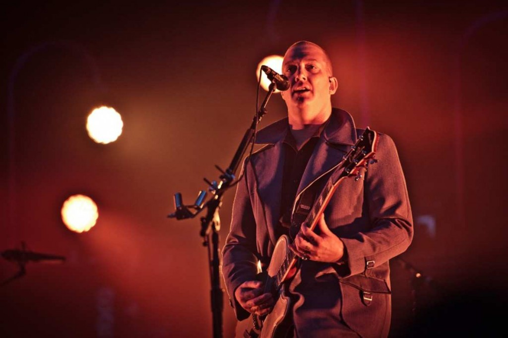 PHOTO: OLSZANKA/EAST NEWS  WARSZAWA 13.06.2014   ORANGE WARSAW FESTIVAL 2014   N/Z: Queens Of The Stone Age