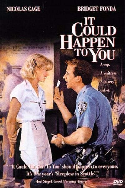 it could happen to you poster