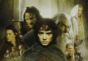 lord of the rings poster