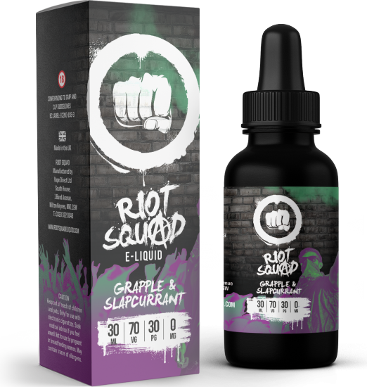 Riot/Apple/Slapcurrant/Liquid