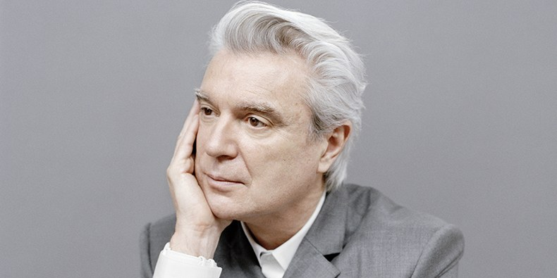 David Byrne announces American Utopia, his first solo record in 14 years