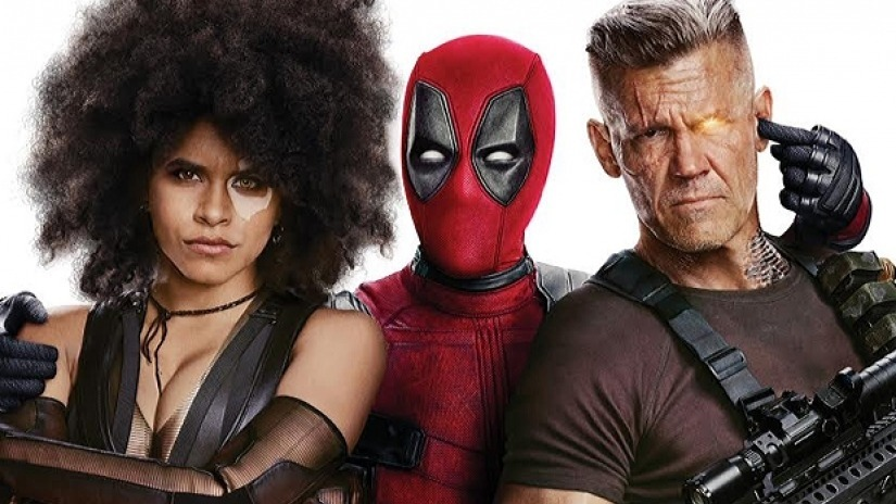 Fortitude Magazine Film Review Deadpool 2 Fortitude Magazine