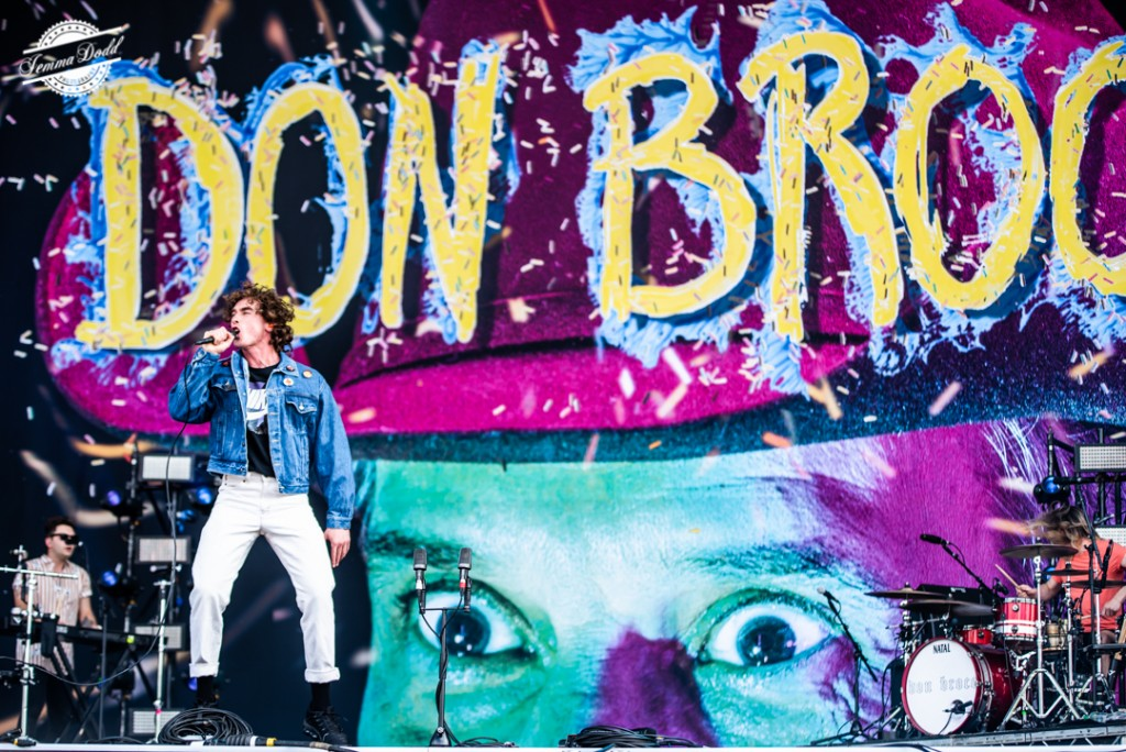 Don Broco- Community Festival 2019 - Jemma Dodd
