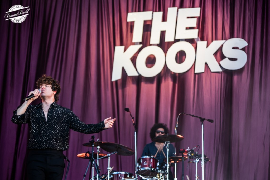 The Kooks - Community Festival 2019 - Jemma Dodd