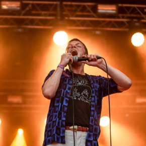 Friendly Fires - Standon Calling 2019 - Jemma Dodd