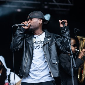 Hypnotic Brass Ensemble - Standon Calling 2019 - Jemma Dodd