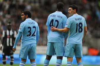 Newcastle+United+v+Manchester+City+-+Premier+League