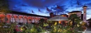 the roof gardens kensington