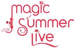Magic Summer Live Logo