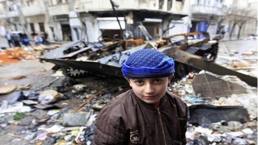 Syrian Intervention Artc