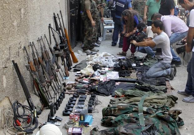 syrian weaponsBrett