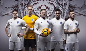 Englandeekend? Brazil kit