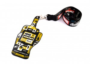 NME laminate and lanyard