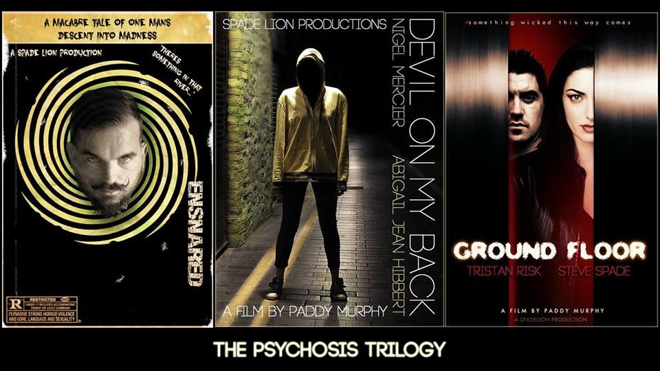 Psychosis Trilogy Poster