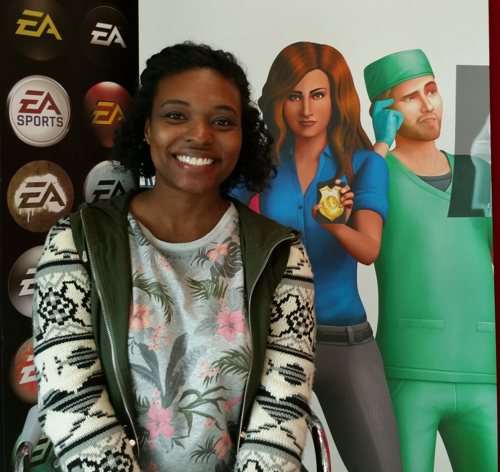 Sims 4 Producer Square