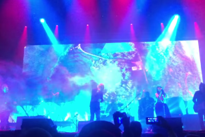 The National:Chvrches