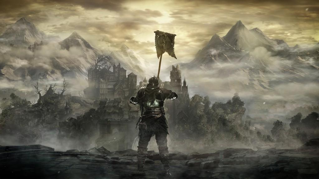 Dark Souls 3 Cover Photo